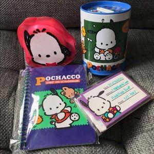 NEW Sanrio Pochacco Gift Set